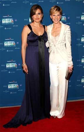 Masiska Hargitay ve Hilary Swank